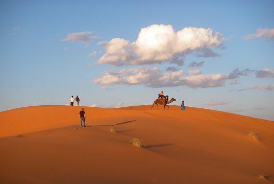 Meharee dunes Chegaga famille-8