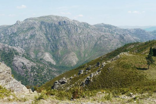 beau paysage du parc national du Peneda geres