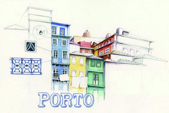 sejour dessin portugal azimut voyage