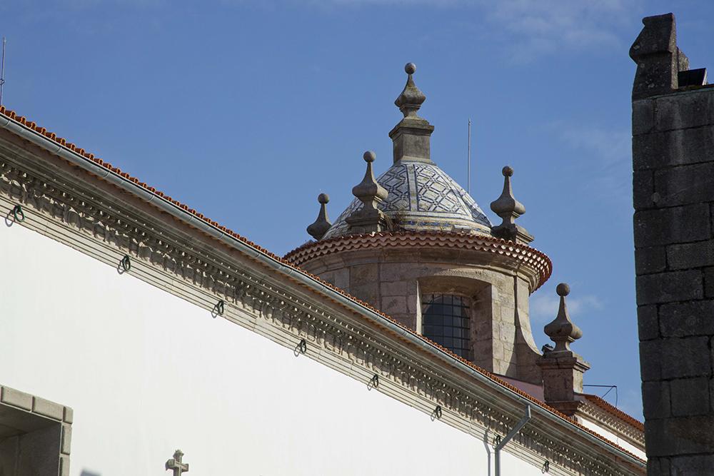Toit au Portugal, détail