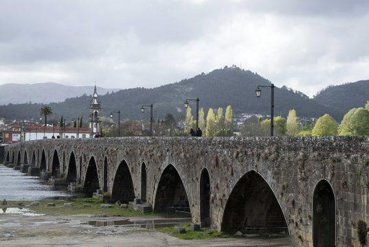 La ville de Ponte de Lima et son fameux pont