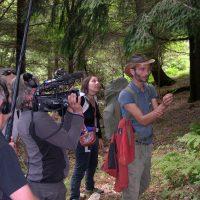 tournage des Racines et des Ailes